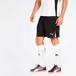 Pantalón Negro Fútbol PUMA para Hombre
