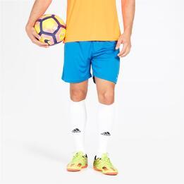 Short fútbol de DAFOR Hombre en azul