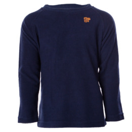 Sudadera polar UP Basic azul marino niño (2-8)