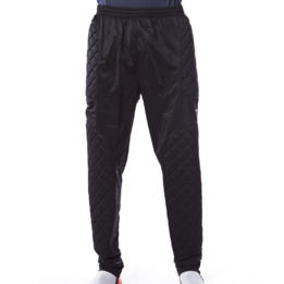 Pantalón largo portero hombre DAFOR en negro