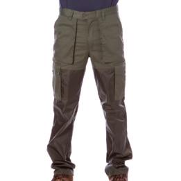 Pantalón Largo Caza GAMO Verde-Camuflaje Hombre