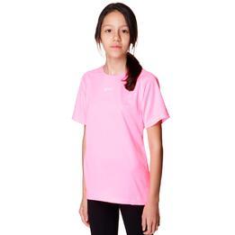 Camiseta Running IPSo Basic Rosa Niña