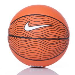 Minibalón Baloncesto NIKE Naranja Swoosh