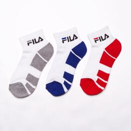 Pack 3 Calcetines FILA Hombre