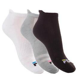 Pack 3 Calcetines FILA Gris Mujer