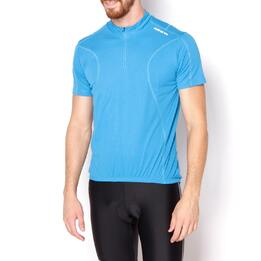 Maillot Ciclismo Azul Mitical Bronce