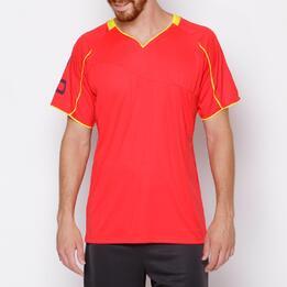 DAFOR Camiseta Roja Hombre