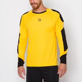 Camiseta DAFOR Amarillo Hombre