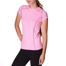 PROTON Camiseta Rosa Mujer