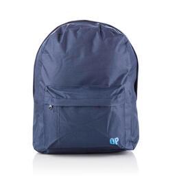 Mochila Escolar Azul Marino Up