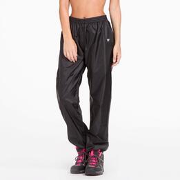 Pantalones UP Negro Mujer