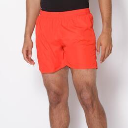 Pantalón Corto Running IPSO Rojo Niña (10-16)