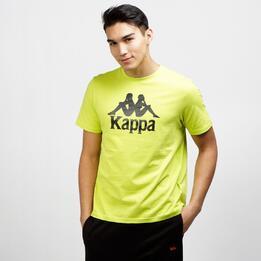 KAPPA Camiseta Manga Corta Lima Hombre