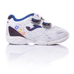JOMA CITY Zapatillas Casual Luces Blanco Niño (22-29)