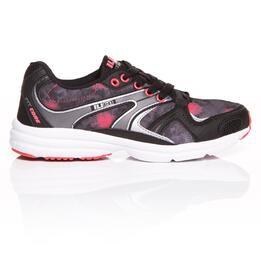 Zapatillas Fitness ILICO Negro Mujer