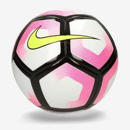 NIKE PITCH Balón Fútbol Blanco