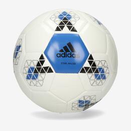 ADIDAS STARLANCER Balón Fútbol Blanco
