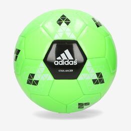 ADIDAS STARLANCER Balón Fútbol Verde