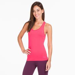 Camiseta Espalda Nadadora ILICO Fresa Mujer