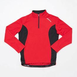 Maillot Ciclismo Rojo Niño Mitical Bronce