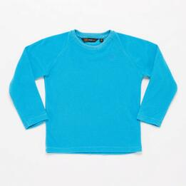Sudadera Polar UP BASIC Azul Niña (2-8)