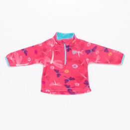 Forro Polar UP BASIC Fucsia Bebé (9m-18m)