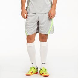 Pantalón Fútbol DAFOR Gris Hombre