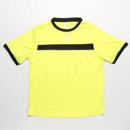Camiseta Fútbol DAFOR Amarillo Niño (6-16)