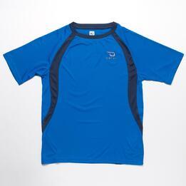 Camiseta Fútbol DAFOR Marino Niño (6-16)