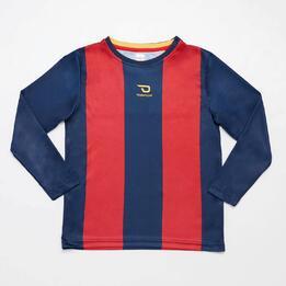Camiseta Barcelona C.F. DAFOR Niño (8-16)