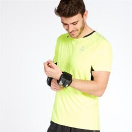 Camiseta Running IPSO REFLECTIVE Amarillo Hombre