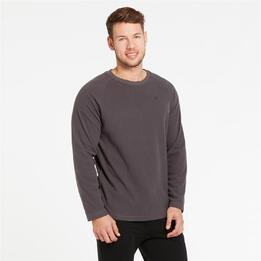 Forro Polar UP BASIC Gris Hombre