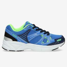 Zapatillas Running Azules Niño Ipso Tech (28-35)