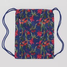 Gymsack SILVER Estampado Floral