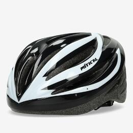 Casco Bici MÍTICAL AVANT Negro Blanco