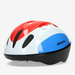 Casco Bici MÍTICAL Blanco Niño