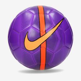 NIKE MERCURIAL Balón Fútbol Morado