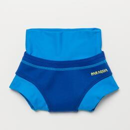 Bañador Bóxer PARAQUA Azul Bebé (9m-18m)