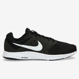 Zapatillas Running Nike Downshifter 7 Negras Hombre