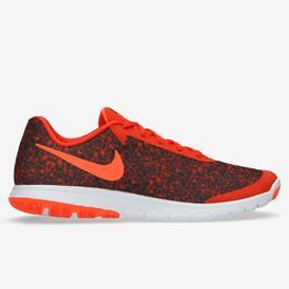 Zapatillas Running Nike Flex Experience Naranjas Hombre