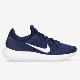 Zapatillas Running Nike Lumar Skyelux Azules Marino Hombre