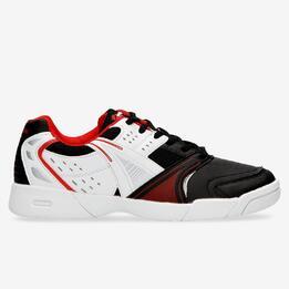 Zapatillas Tenis PROTÓN Negro Niño (36-39)