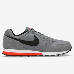 NIKE RUNNER Sneakers Gris Hombre