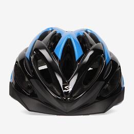 SPIUK TAMERA Casco Bicicleta Azul Negro