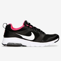 Zapatillas Nike Air Max Motion Negras Niña