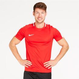 NIKE ACADEMY Camiseta Fútbol Roja Hombre