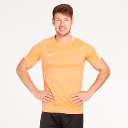 NIKE ACADEMY Camiseta Fútbol Naranja Hombre