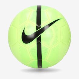 NIKE FADE Balón Fútbol Ronaldo Verde Negro
