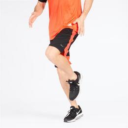 NIKE FLY 9 Pantalón Corto Running Negro Hombre