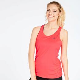 Camiseta Running Tirantes Asics Fucisa Mujer